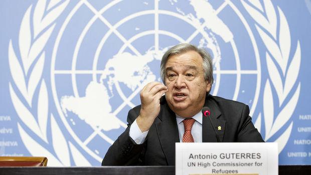 Antonio Guterres BM Genel Sekreteri oluyor