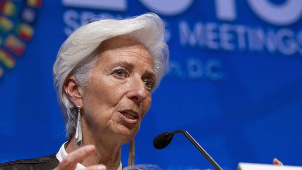Lagarde: Brexit'in uzun vadeli şoka neden olmaması önemli