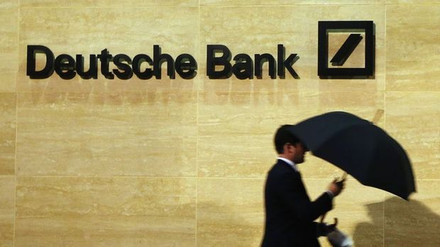 """Deutsche Bank'ın """"sermaye artımı""""nı değerlendirdiği belirtiyor"""