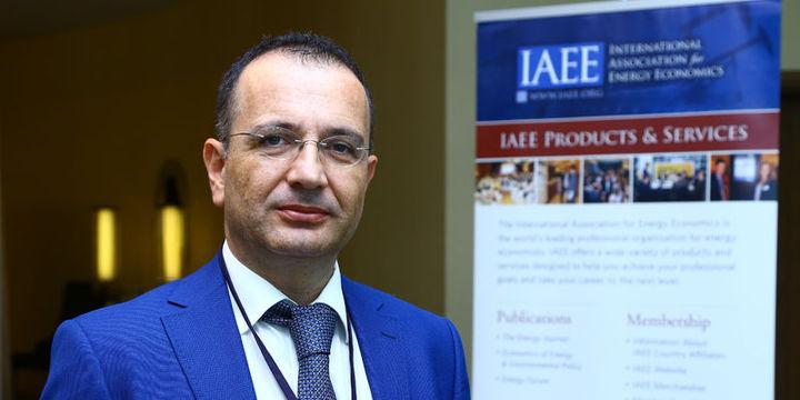IAEE/Kumbaroğlu: Türkiye ve Rusya