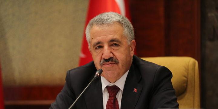 Bakan Arslan: Avrasya Tüneli geçiş ücreti 4 dolar artı KDV