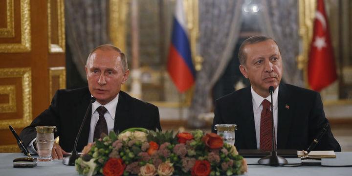 Putin: Türkiye