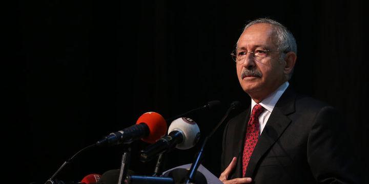 Kılıçdaroğlu hakkında hapis istemi