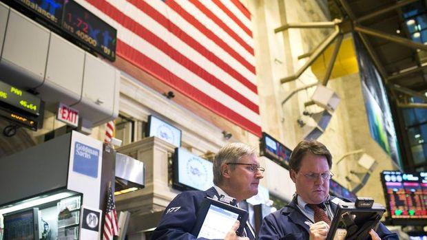ABD hisseleri bilanço endişeleriyle düştü