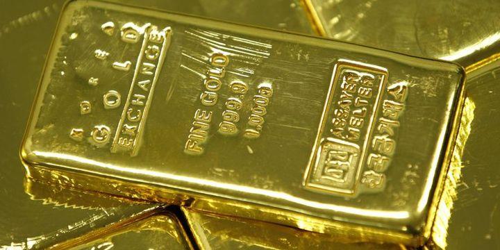 """Altın """"Fed tutanakları"""" öncesi kaybını korudu"""
