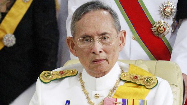 Tayland Kralı'nın programları sağlık sorunlarıyla askıya alındı
