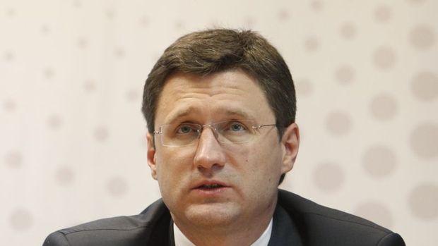 Rusya/Novak: Petrol üretimine ilişkin bir seviye konuşulmadı