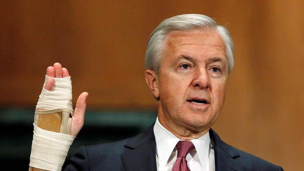 Wells Fargo CEO'su Stumpf