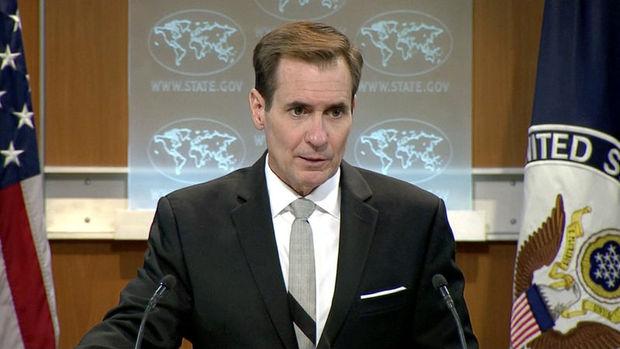 ABD: Başbakan Abadi'ye desteğimiz sürüyor
