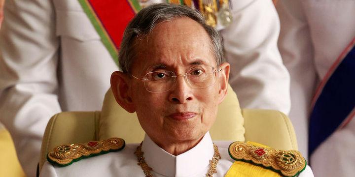 Tayland Kralı Bhumibol hayatını kaybetti