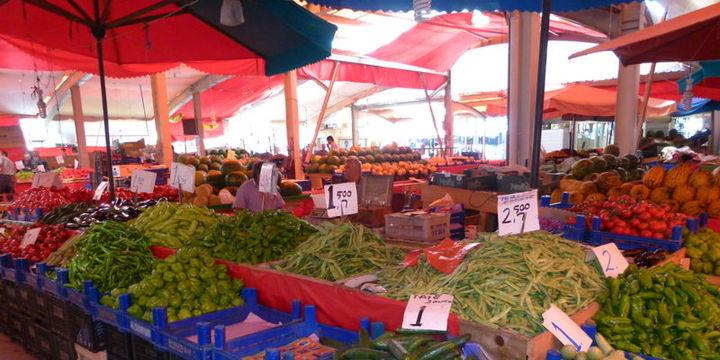 Enflasyon sepetinde gıdanın ağırlığı düşüyor