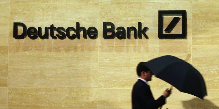 Kaynaklar: Deutsche Bank ABD