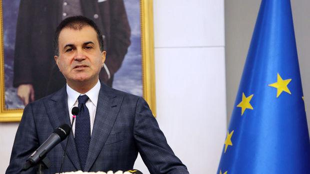 AB Bakanı Çelik'ten Musul'u DEAŞ'tan kurtarma operasyonuna ilişkin açıklama