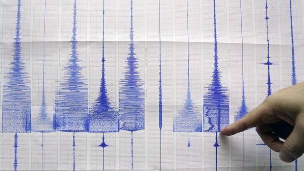 Çorum'da 4.7 büyüklüğünde deprem