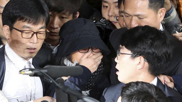 Güney Kore'de siyasi kriz