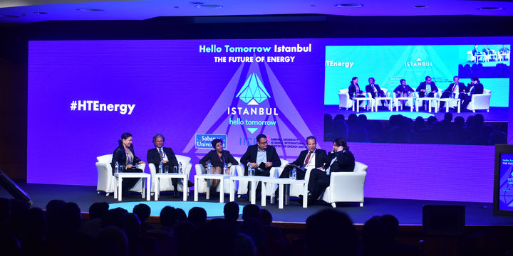 Enerjinin Geleceği İstanbul'da tartışıldı