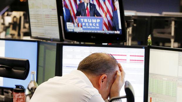 Avrupa borsaları Trump endişesiyle sert düşüşle açıldı