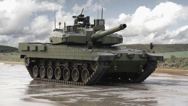 Otokar/Ali Koç: Altay tankının prototipi için 1 milyar dolar harcandı