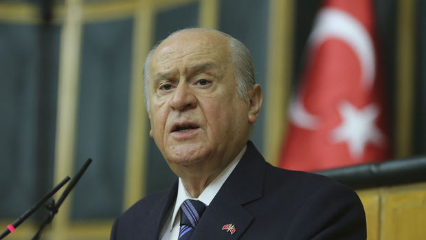 Bahçeli: AK Parti teklifinde