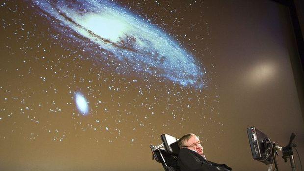 Hawking'den insanlığın geleceğiyle ilgili uyarı