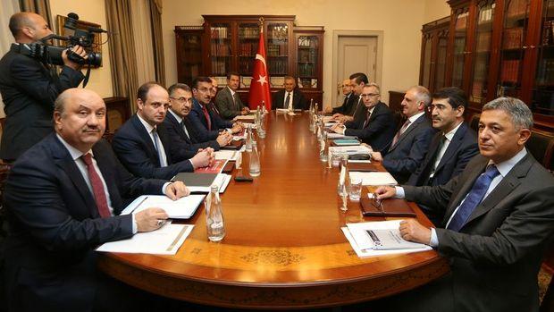 EKK toplantısına MB, BIST, SPK Başkanları da katılıyor