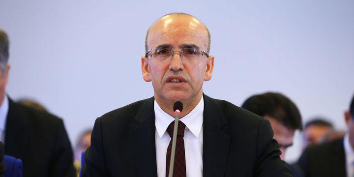 Şimşek: Kur hareketliliği sadece Türkiye kaynaklı değil