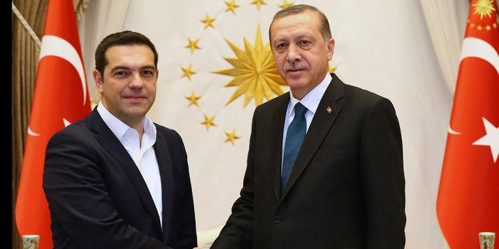 Erdoğan ile Çipras Kıbrıs için bir araya gelecek