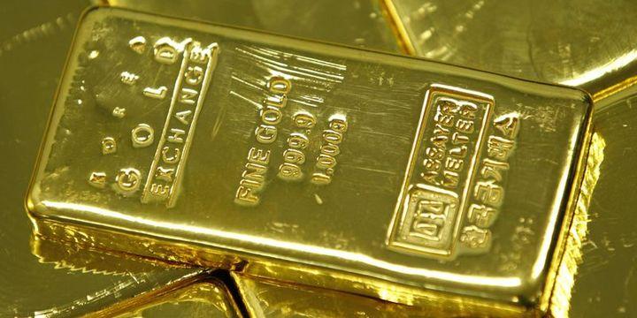 Altın Fed beklentileri ve yükselen hisselerden olumsuz etkileniyor