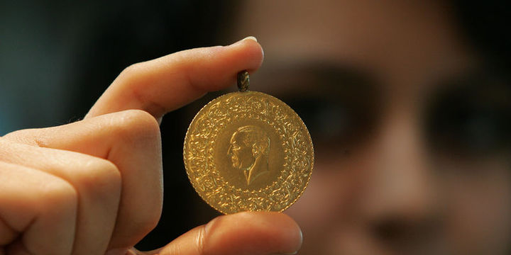 Altının gramı yükselişini sürdürüyor