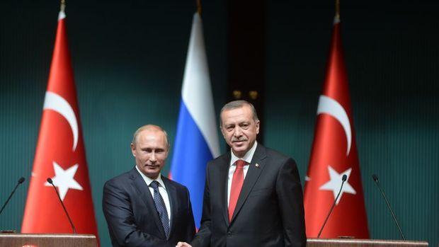 Cumhurbaşkanı Erdoğan ve Putin Halep konusunda anlaştı