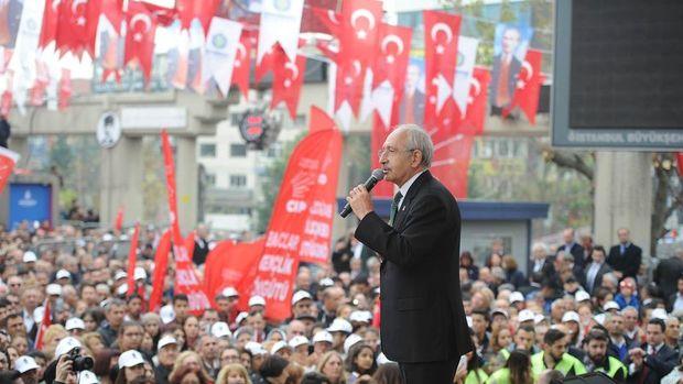 Kılıçdaroğlu: Müzakerelerin yeniden açılmasını istiyorum