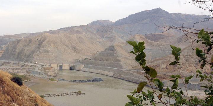 Ilısu Barajı 2017 hizmete alınacak