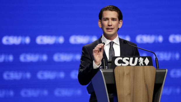 Avusturya Dışişleri Bakanı Kurz: Türkiye'ye karşı tutumumuz değişmeyecek