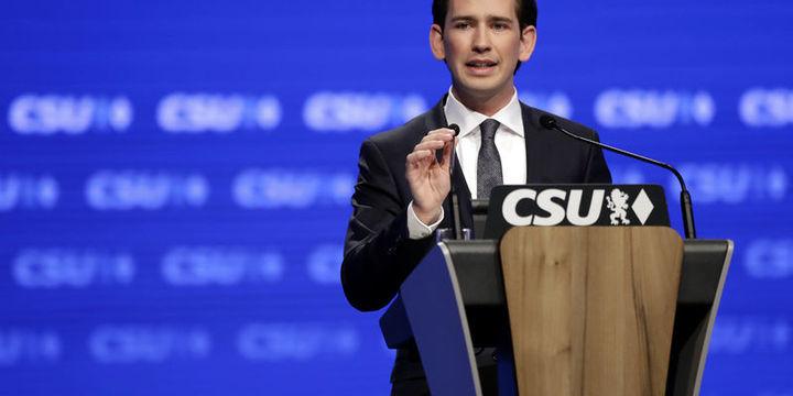 Avusturya Dışişleri Bakanı Kurz: Türkiye