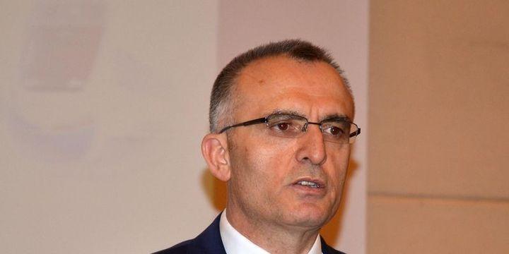 Ağbal: Yapılandırılan borç toplamı 77,6 milyar Türk Lirası