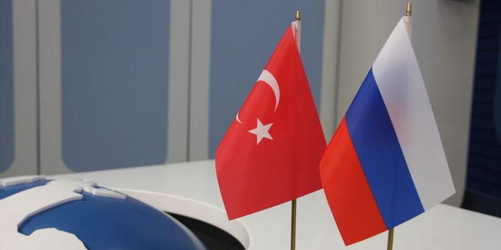 Türkiye ve Rusya dışişleri bakanları 1 Aralık