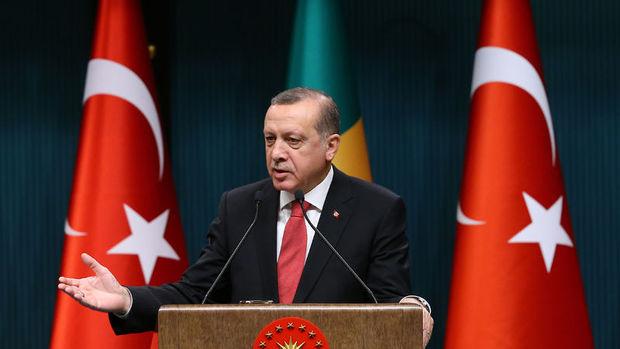 Erdoğan: Döviz spekülasyonuyla ekonomimiz çökertilmeye çalışılıyor