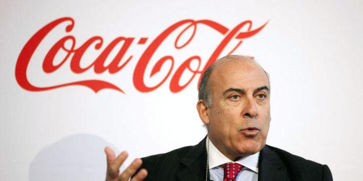 Muhtar Kent, Coca-Cola CEO