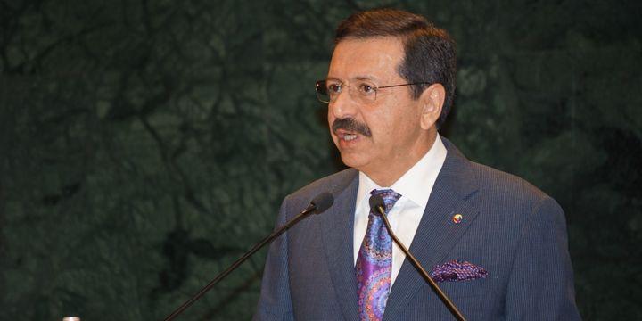 TOBB Başkanı Hisarcıklıoğlu: Türkiye-ABD ilişkileri çok önemli