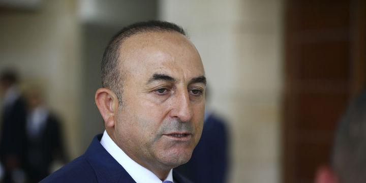 Bakan Mevlüt Çavuşoğlu