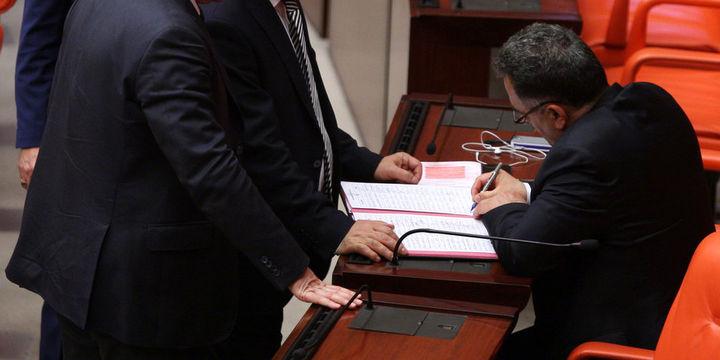 Anayasa teklifinin son hali MHP