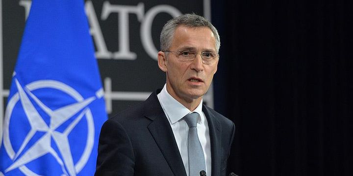 NATO Genel Sekreteri Stoltenberg: Müttefikimiz Türkiye ile dayanışmada birleşiyoruz