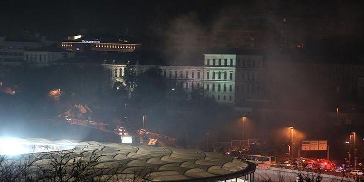 İstanbul Cumhuriyet Başsavcılığı: Olayla ilgili 13 kişi gözaltına alındı