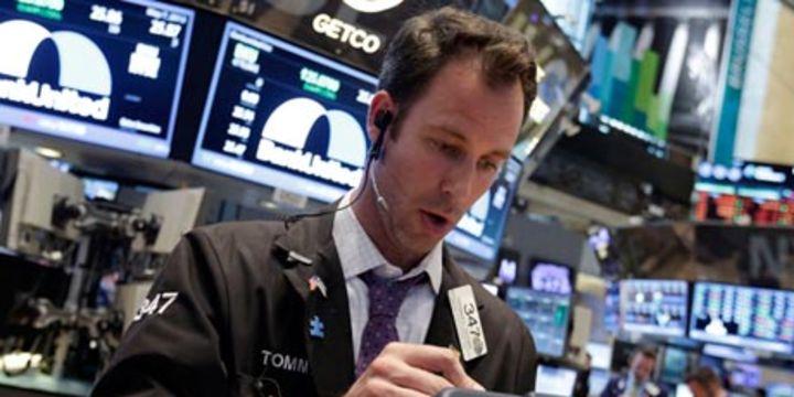 ABD hisseleri finans hisseleriyle geriledi