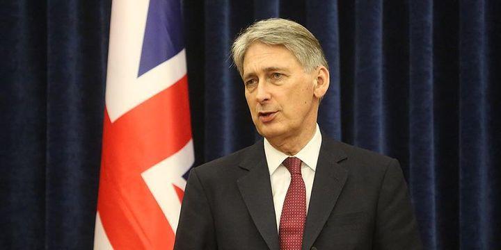 Hammond: AB'den çıkış en az iki yıl sürebilir