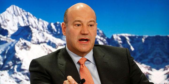 Trump yönetimine Goldman Sachs