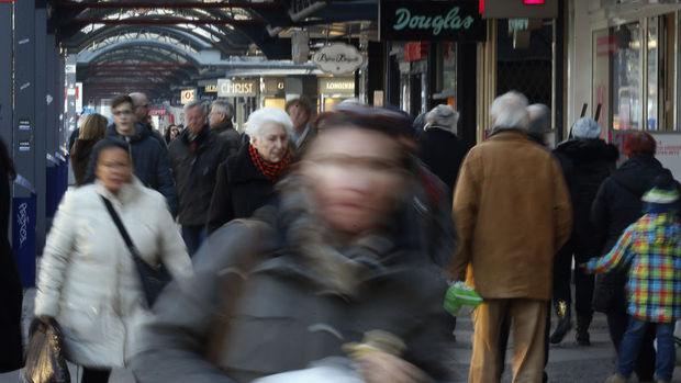 Almanya'da enflasyon kasımda yüzde 0,1 arttı