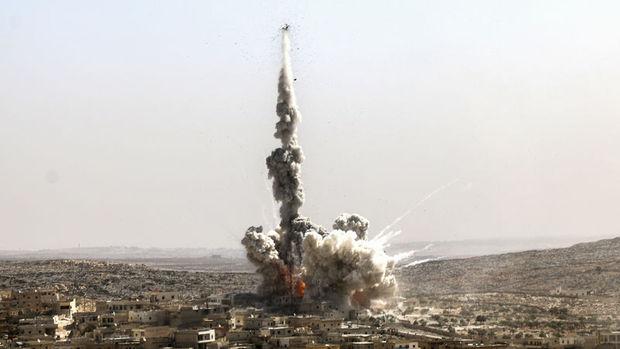 Halep için olağanüstü toplantı