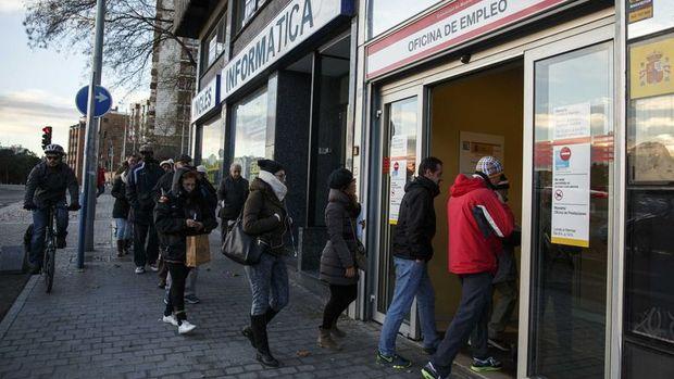 Avrupa'da istihdam yüzde 0,2 arttı