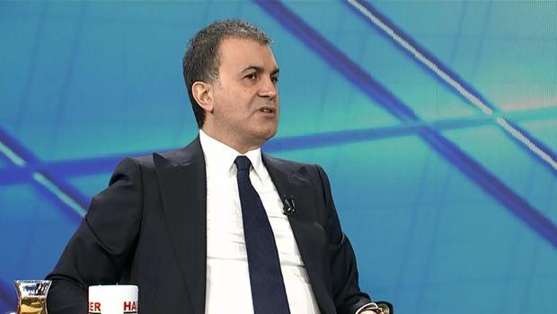 Bakan Çelik: Türkiye, Irak ve Suriye'deki etkinliklerinden alıkonmak isteniyor